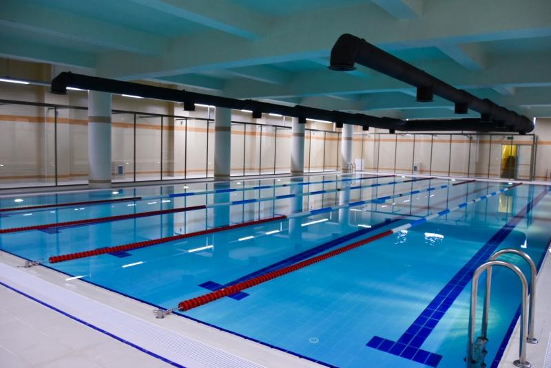 Aydos Spor Merkezi Yüzme Havuzu Hizmete Giriyor