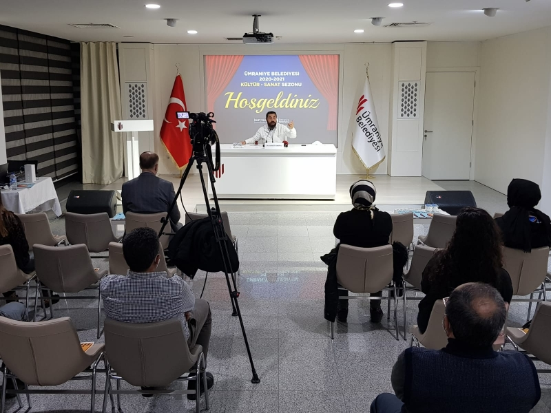 """Tarih Sohbetlerinde """"Osmanlı'nın Beşiği Selçuklu"""" Anlatıldı"""
