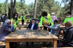 Ümraniye'de Yaşlılara Özel Ağırlama