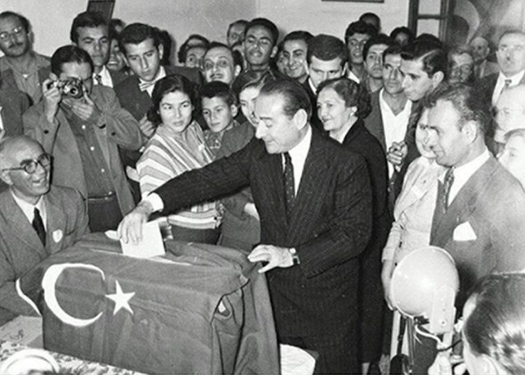 """Başkan Yazıcı'dan 27 Mayıs mesajı,"""" Türkiye'nin istikbalinin boğazına geçirilmiş bir idam ipiydi"""""""