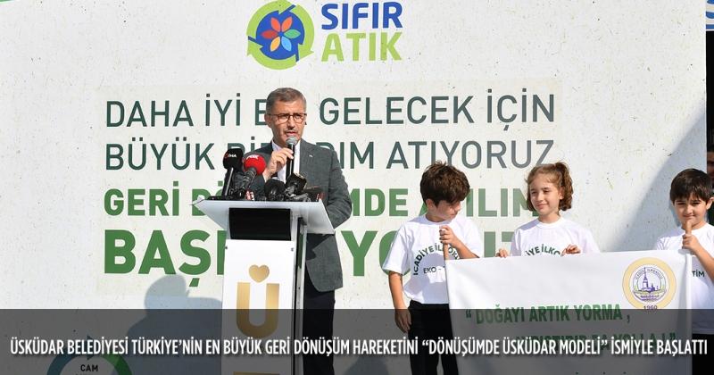 """""""DÖNÜŞÜMDE ÜSKÜDAR MODELİ"""""""