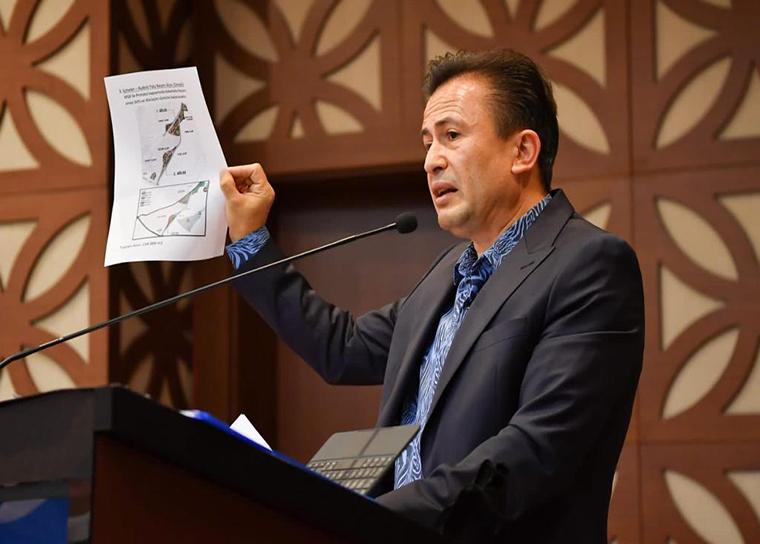 Tuzla'da 60 Yıllık Problem Çözüme Kavuşuyor