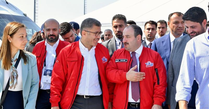 ÜSKÜDAR BELEDİYESİ TEKNOFEST İSTANBUL'A KATILIM SAĞLADI