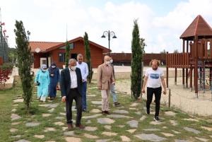 Alibahadır Mesire Alanı Yeni Yüzü İçin Gün Sayıyor