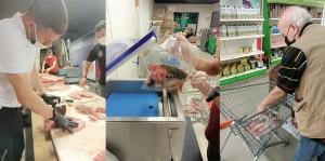 Sosyal Market'e Bağışlanan 1.5 Milyonluk Kalkan Balığı İhtiyaç Sahiplerine Dağıtılıyor