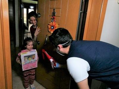 23 Nisan'da Küçük Yaren'e Doğum Günü Sürprizi
