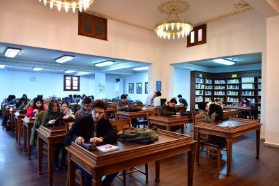 6 Pendikliden biri kütüphanede okuyor