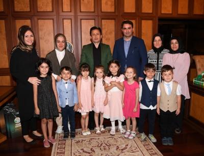 Anne Çocuk Eğitim Merkezi Kursiyerleri, Hayalindeki Mesleğin Temsilcilerini Ziyaret Etti