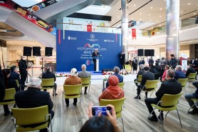 AVM Kütüphanelerinin 4'ncüsü Ümraniye'de Açıldı