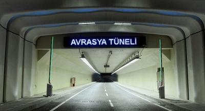 Avrasya Tüneli geçiş ücretlerine zam! İşte yeni ücretler