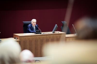 Başkan İsmet Yıldırım, Belediye Personeliyle Bir Araya Geldi