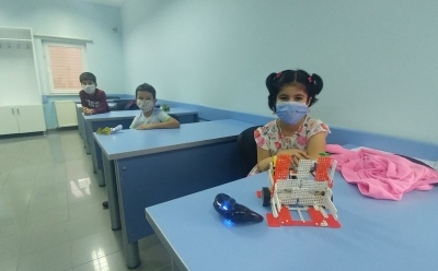 Bilge Çocuk Eğitim Projesi Başladı