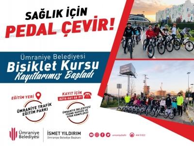 Bisiklet Kulübü Kayıtları Başladı