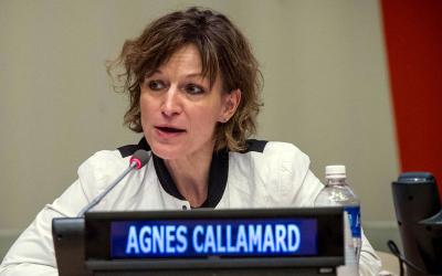 BM özel raportörü Suudi konsolosluğunda..