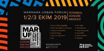 Çözüm Üreten Kentler İstanbul'da Buluşacak