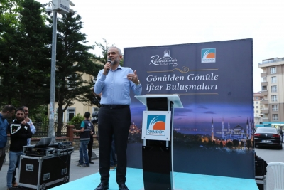 DEMOKRASİ CADDESİ İFTARINDA BEREKET PAYLAŞILDI
