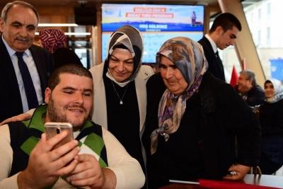 Engelli Vatandaşlara Boğaz Turu Yaptırdı
