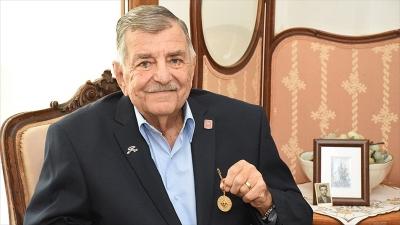 Gazilik madalyasına 68 yıl sonra kavuştu