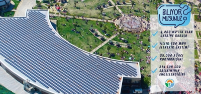 Güneş Enerji Santralimizi Biliyor Musunuz?