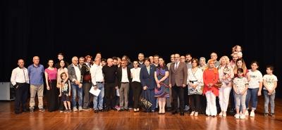 Gürcistan'ın Bağımsızlık Günü'nde Tuzla'da Gürcü Şenliği Düzenlendi