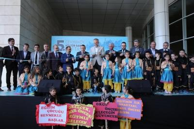 KÜLTÜR SANAT HAFTASI BAŞLADI