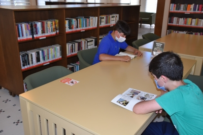 Kütüphaneler normalleşme süreci kapsamında kapılarını yeniden açtı