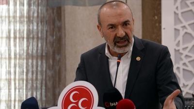 MHP Genel Başkan Yardımcısı Yıldırım: 15 Temmuz Vatikan'ın en son tertip ettiği Haçlı Seferi'dir