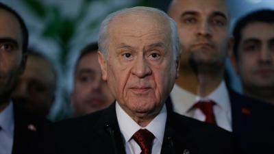 MHP Genel Başkanı Bahçeli: MHP seçimlerden tarihi bir başarıyla çıkmıştır