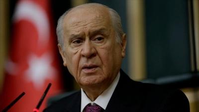 MHP Genel Başkanı Bahçeli: Milli geleceğin rotasını çizen Cumhur İttifakı'dır