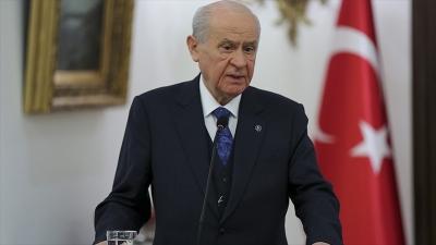 MHP Genel Başkanı Bahçeli: Muazzam millet hareketi devrededir