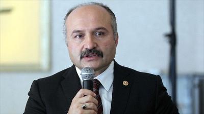 MHP Grup Başkanvekili Usta: Reformlar konusunda ittifak ruhu içerisinde devam edeceğiz