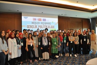 Önemli Proje İçin Gençler Pendik'te Buluştu