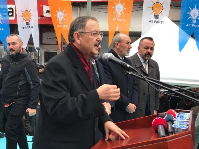 Özhaseki, Belediye Başkan Adaylarına Patladı: Ne Bu Saltanat?