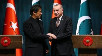 Pakistan Başbakanı Cumhurbaşkanı Erdoğan'ı arayacak