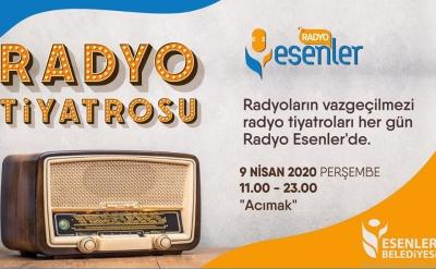 Radyo Tiyatroları Evinizde!