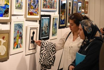 Sanat Kursları Yıl Sonu Etkinlikleri Başlıyor