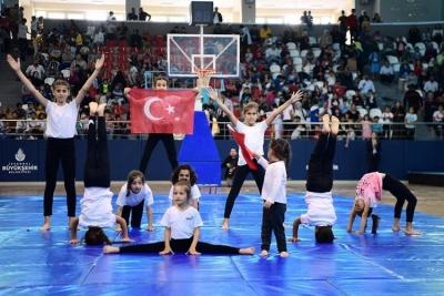 Sancaktepe'de Spor Şöleni