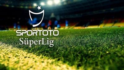 Spor Toto Süper Lig'de 14. hafta heyecanı başlıyor