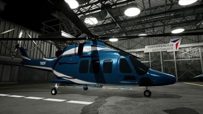 T625 helikopteri Bahreyn Airshow'da tanıtılacak