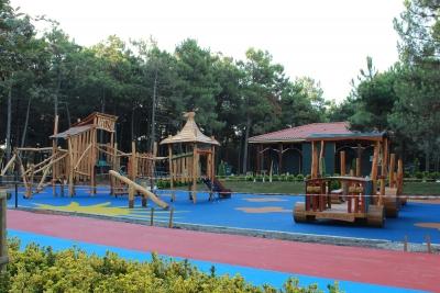 Türkiye'nin İlk Doğa Dostu Millet Bahçesi Hizmete Açıldı