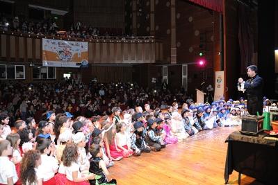 Tuzla Belediyesi Anne Çocuk Eğitim Merkezi, Yıl Sonu Şenliği Düzenledi