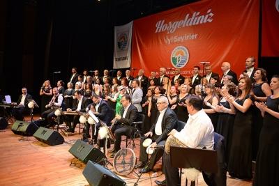 Tuzla Belediyesi TSM Topluluğu, 20.Yıl Özel Konseri Düzenledi