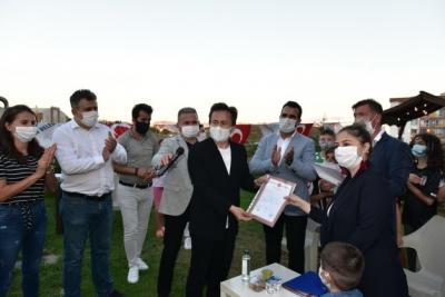 TUZLA'DA 250 AİLE DAHA TAPUSUNA KAVUŞTU! GEÇMİŞTEN GELEN SORUNLARI ÇÖZÜYORUZ