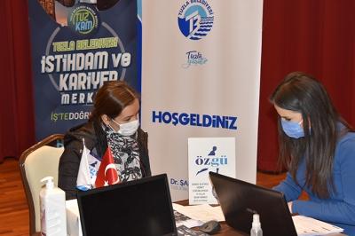 Tuzla'da 50 Kişi Daha İş Sahibi Oldu