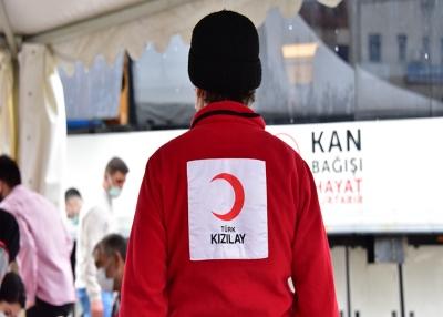 Tuzla'da 'Kan Ver Can Ver' Kan Bağış Etkinliği Düzenlendi