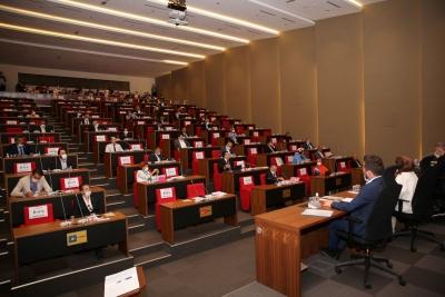 Ümraniye Belediye Meclisi Ekim Ayı Toplantısı