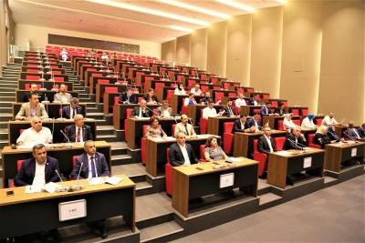 Ümraniye Belediyesi Eylül Ayı İkinci Meclis Toplantısı Gerçekleşti