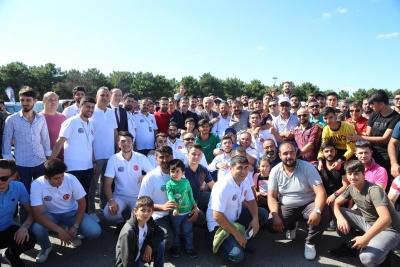 Ümraniye, Transporter Fun Clup Geleneksel İstanbul Buluşmasına Ev Sahipliği Yaptı