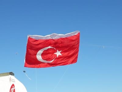 Ümraniye'deki Uçurtma Festivali'ne Binlerce Kişi Akın Etti