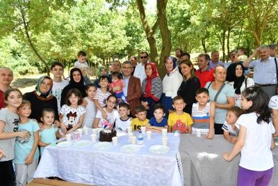 ÜSKÜDAR'A YENİ MİLLET BAHÇESİ